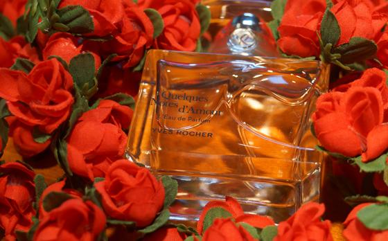 Yves Rocher Parfum Quelques Notes d'Amour 02