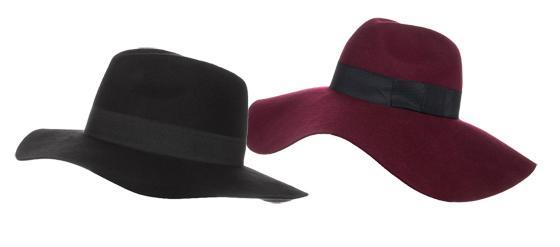 Hüte für den Herbst