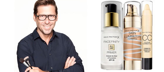 Max Factor Make up Artist Stephan Schmied 01