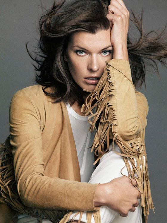 Milla Jovovich ist die Muse des El Corte Inglés 05