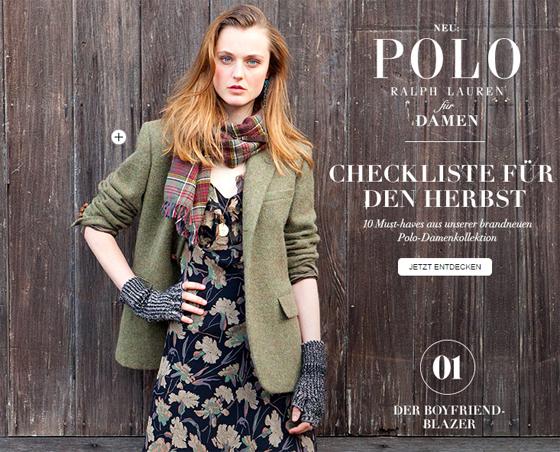 polo ralph lauren werbung