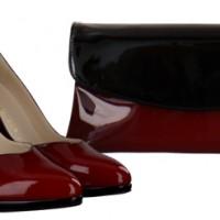 omoda Schuhe passen farblich zur Handtasche 01