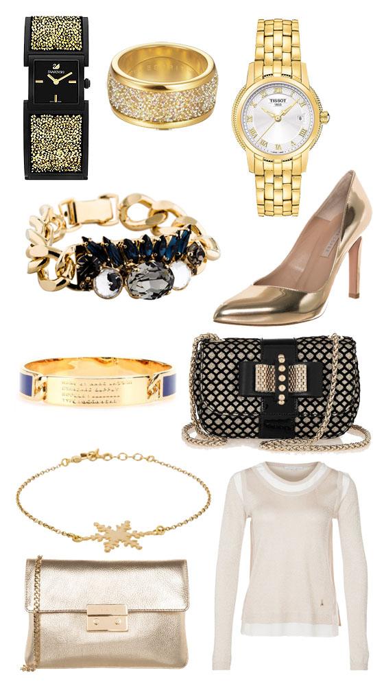 Accessoires in und mit Gold 01