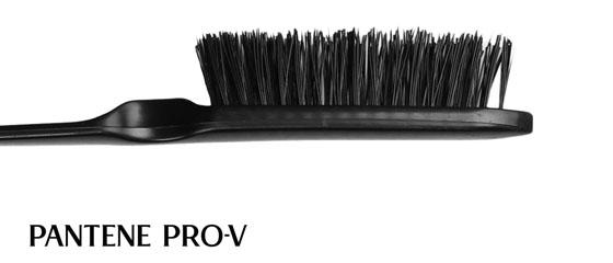 Bürstentipps von Sacha Schütte zur Pantene Pro-V Anti Haarverlust Pflegeserie 06