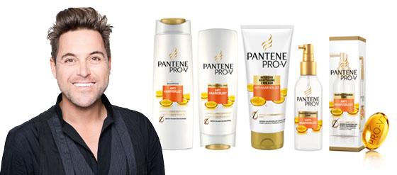 Bürstentipps von Sacha Schütte zur Pantene Pro-V Anti Haarverlust Pflegeserie 01