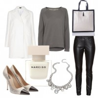 Der Look zum Duft NARCISO von Narciso Rodriguez Outfit