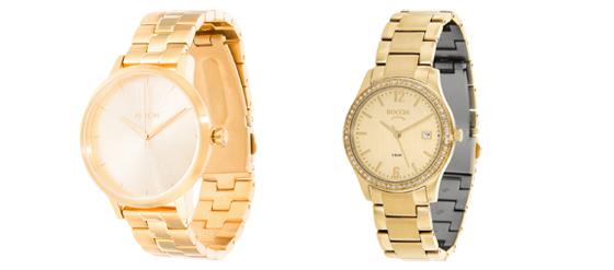 Goldene Armbanduhren 03