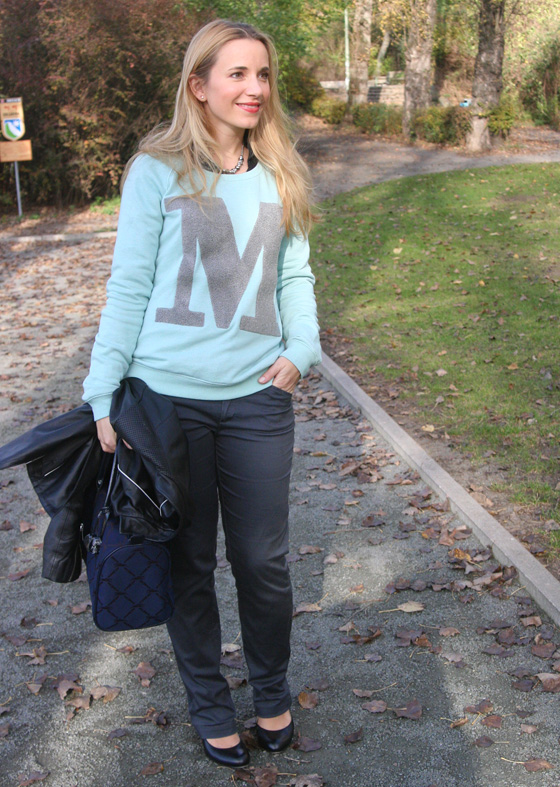 Outfit Pullover M Minimum 03