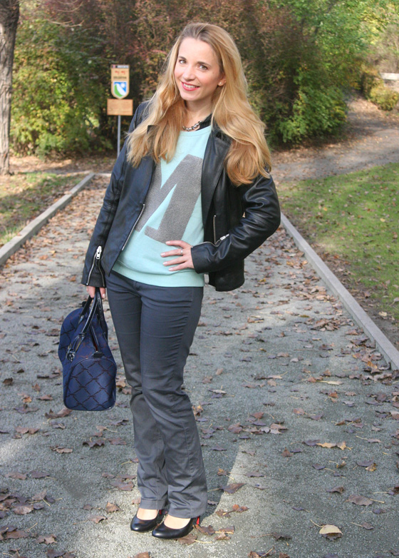 Outfit Pullover M Minimum 04