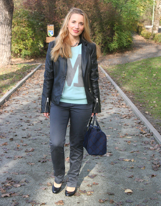 Outfit Pullover M Minimum 05