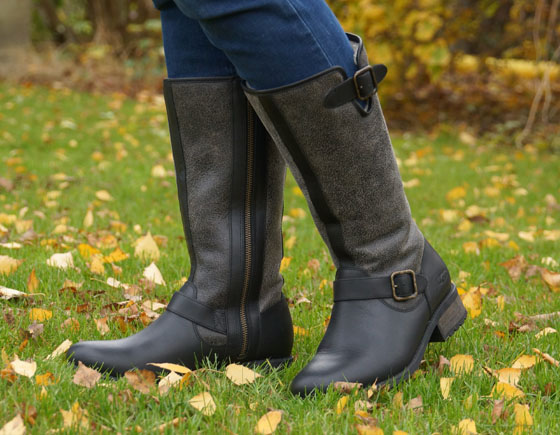 UGG Australia Boots und Furla Tasche Outfit 05