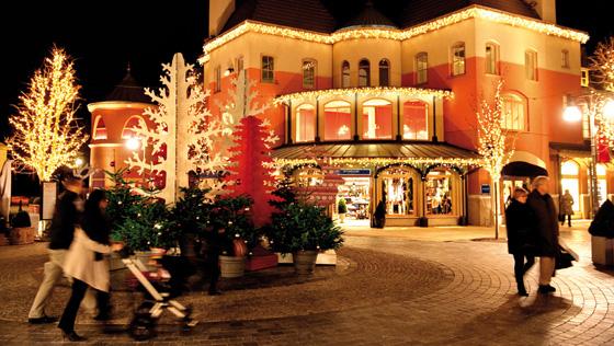 Weihnachten im Maasmechelen Village 01