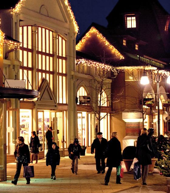Weihnachten im Maasmechelen Village 02