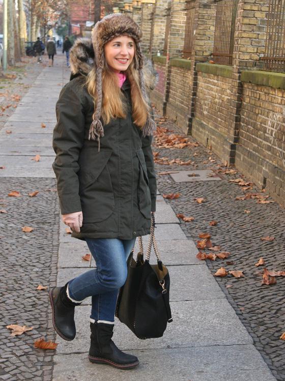 Didriksons Angelina Women Parka Outfit Jacke 08
