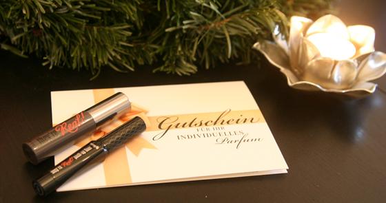 GlamourSister verlost einen 55,- Euro Gutschein für ein individuelles Parfum von MyParfum