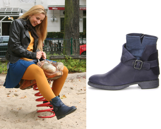 IMOGDI Think! Schuhe Boots