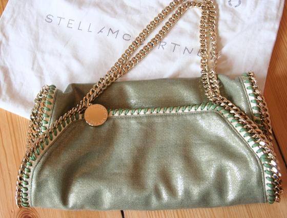 Stella McCartney Falabella grün 05