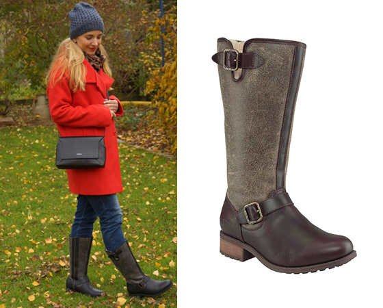 UGG Australia Stiefel Chancery Outfit
