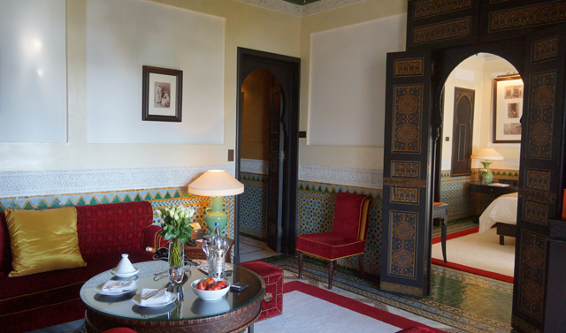 La Mamounia Zimmer 308 Marrakesch Marokko 02