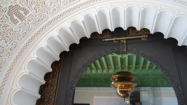 La Mamounia Zimmer 308 Marrakesch Marokko 04