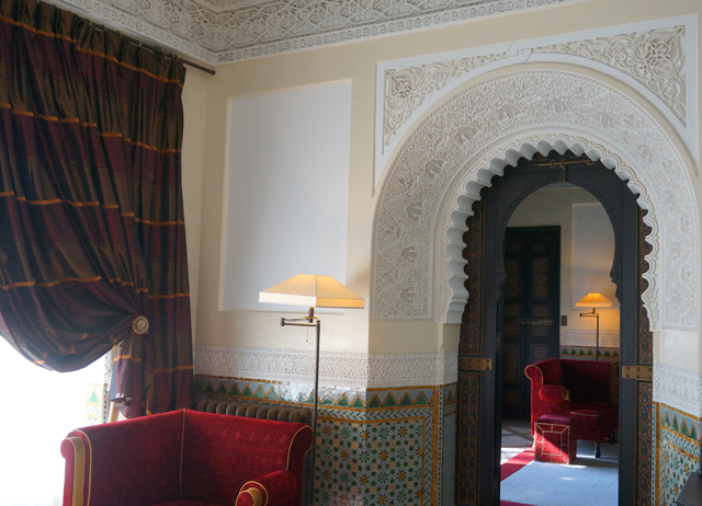 La Mamounia Zimmer 308 Marrakesch Marokko 05