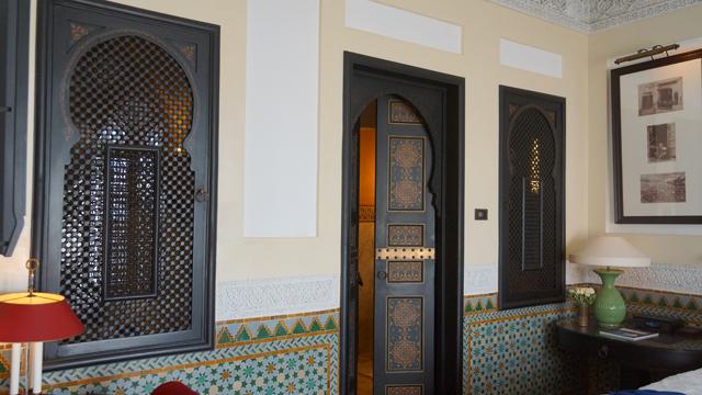 La Mamounia Zimmer 308 Marrakesch Marokko 09