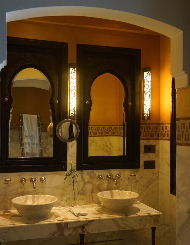 La Mamounia Zimmer 308 Marrakesch Marokko 11