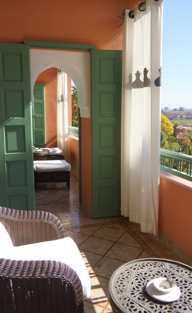 La Mamounia Zimmer 308 Marrakesch Marokko 15