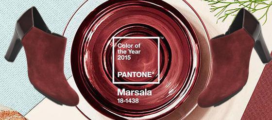 marsala die farbe des jahres 2015 im aktuellen sale shoppen. Black Bedroom Furniture Sets. Home Design Ideas