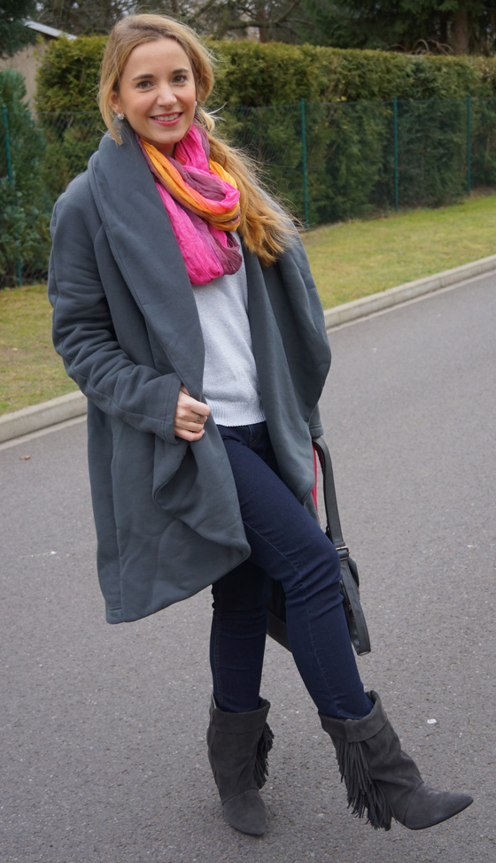 Outfit Oversize-Mantel 06