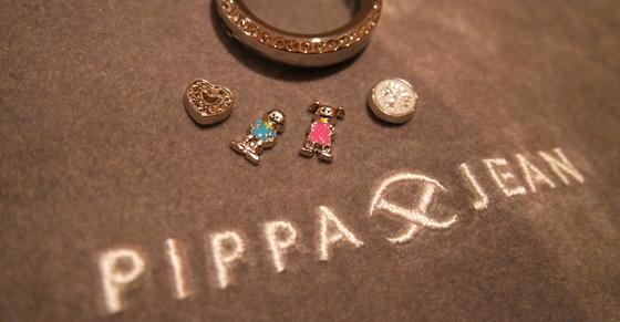 Pippa&Jean dreamees - Beim Zusammenstellen meines individuellen Medaillons