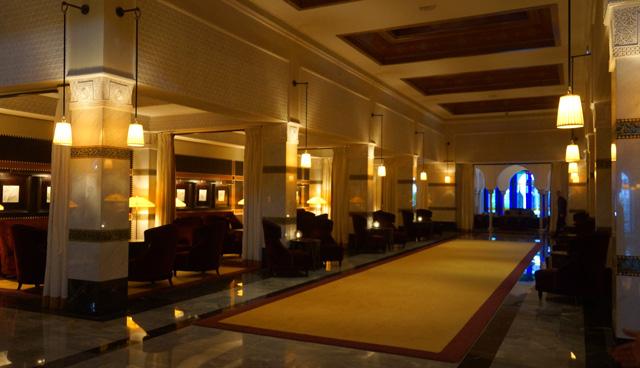 Hotel La Mamounia in Marrakesch Marrakech Marokko 03