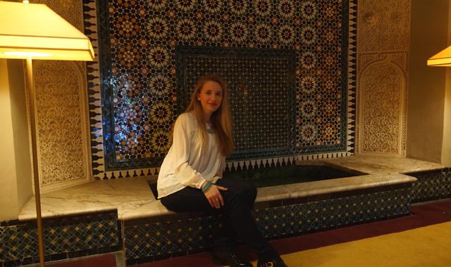 Hotel La Mamounia in Marrakesch Marrakech Marokko 05
