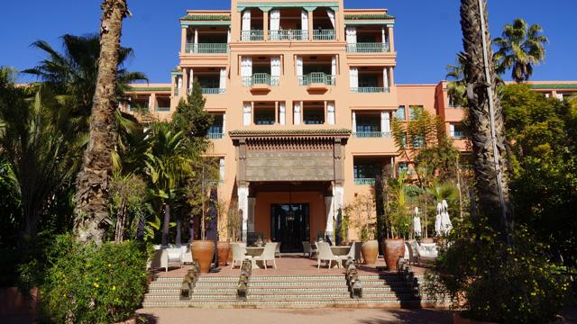 Hotel La Mamounia in Marrakesch Marrakech Marokko 06