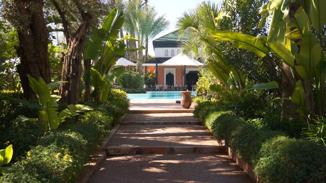 Hotel La Mamounia in Marrakesch Marrakech Marokko 09
