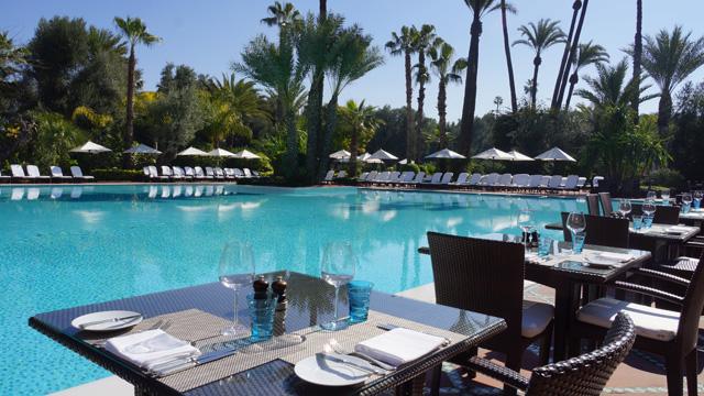Hotel La Mamounia in Marrakesch Marrakech Marokko 10