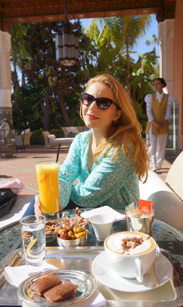 Hotel La Mamounia in Marrakesch Marrakech Marokko 11