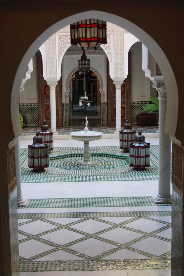 Hotel La Mamounia in Marrakesch Marrakech Marokko 12