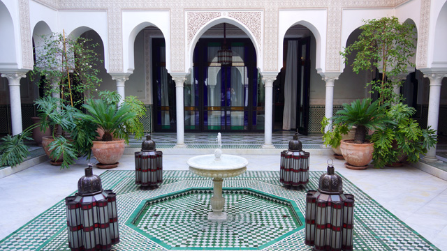 Hotel La Mamounia in Marrakesch Marrakech Marokko 13