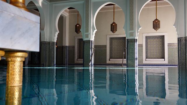 La Mamounia Spa Garten Marrakesch Marokko 03