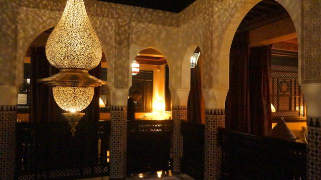 La Mamounia Spa Garten Marrakesch Marokko 10