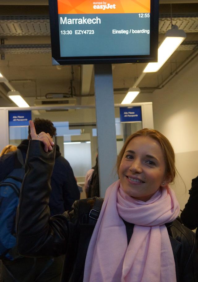 Mit easyJet von Berlin nach Marrakesch 02