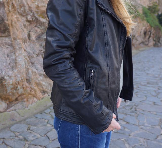 Outfit BOMBOOGIE Lederjacke 03
