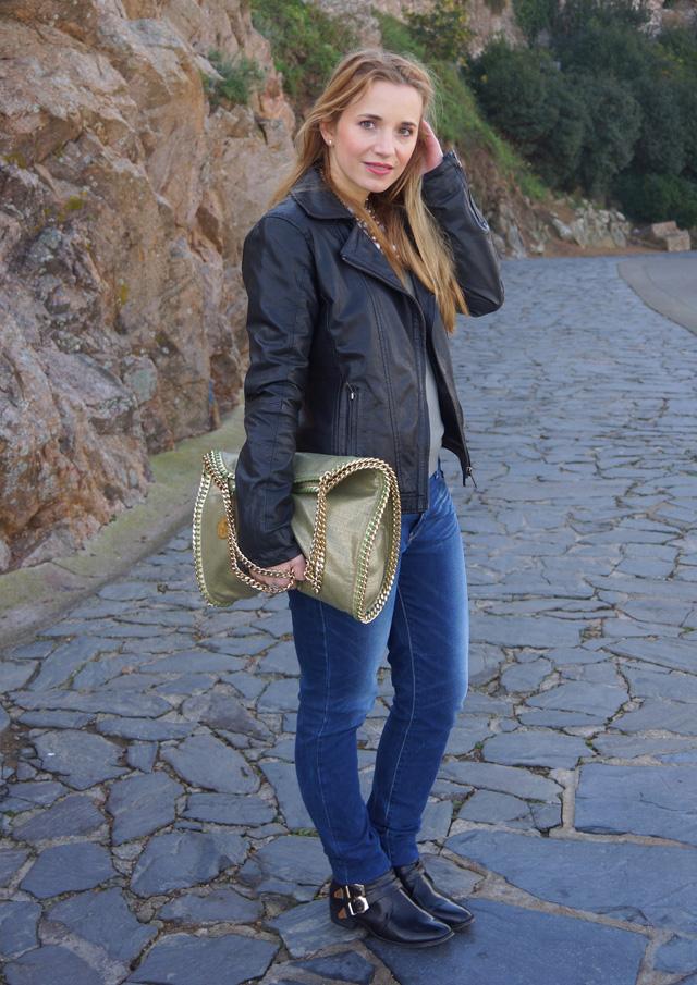 Outfit BOMBOOGIE Lederjacke 05