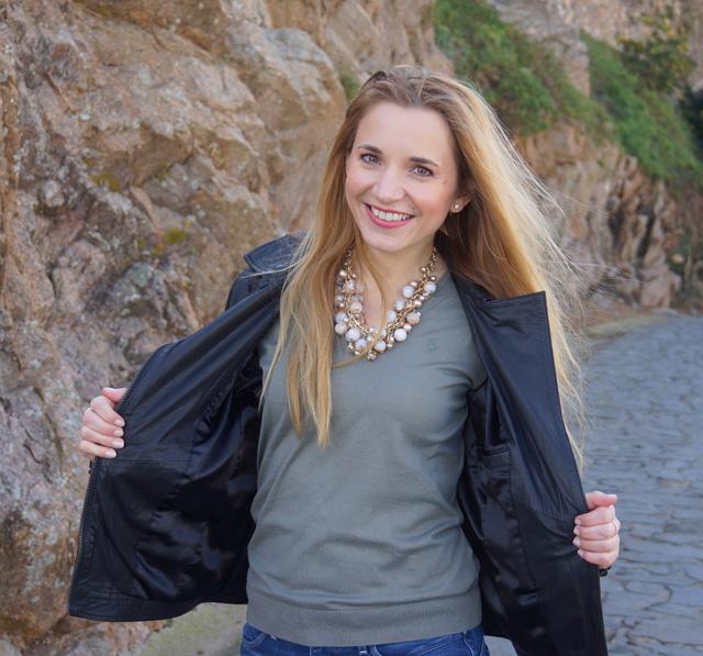 Outfit BOMBOOGIE Lederjacke 06