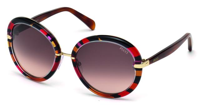Sonnenbrille Eyewear-Kollektion von EMILIO PUCCI 01