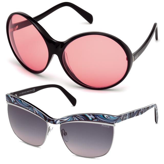 Sonnenbrille Eyewear-Kollektion von EMILIO PUCCI 05