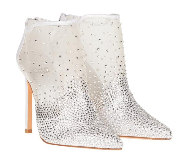 Stuart Weitzman Cinderella Schuhe