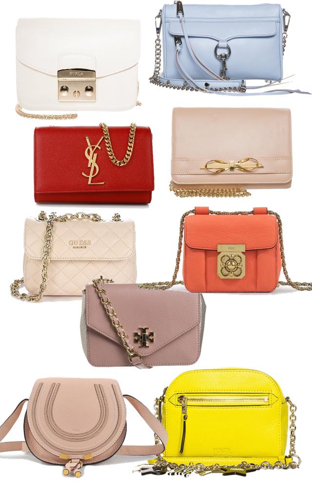 Die schönsten Luxus Mini-Bags für den Frühling