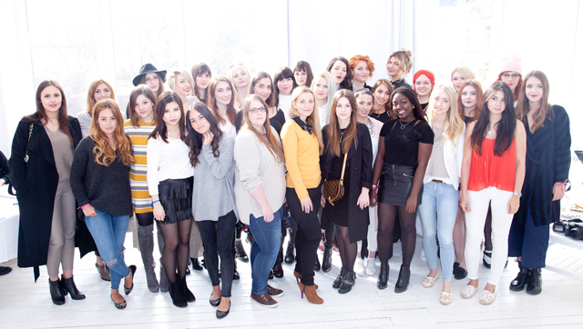 Douglas Präsentation der neuen Kosmetiklinie Beautify you! 01